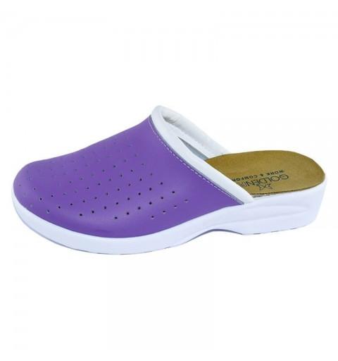 Saboti medicali Goldenfit 10601 - violet