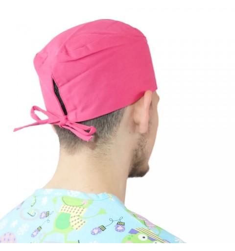 Boneta unisex Lotus, roz