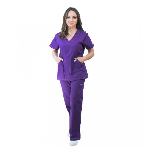 Costum medical Lotus 1, LK016