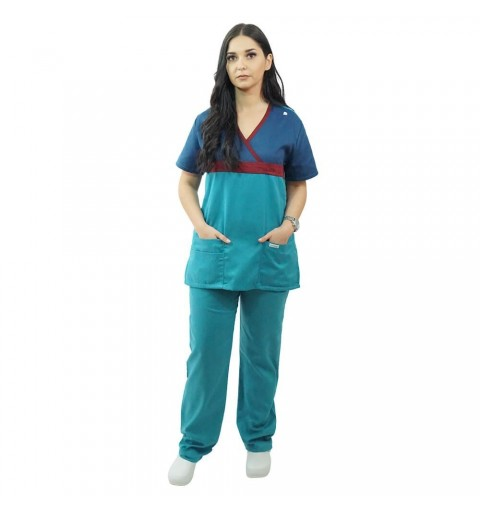 Costum medical Lotus 2,...