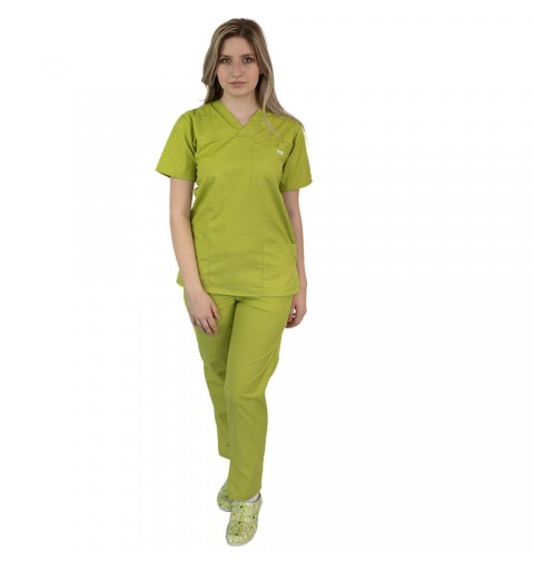 Costum medical Lotus 4,...